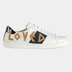 Sapatos alfabéticos