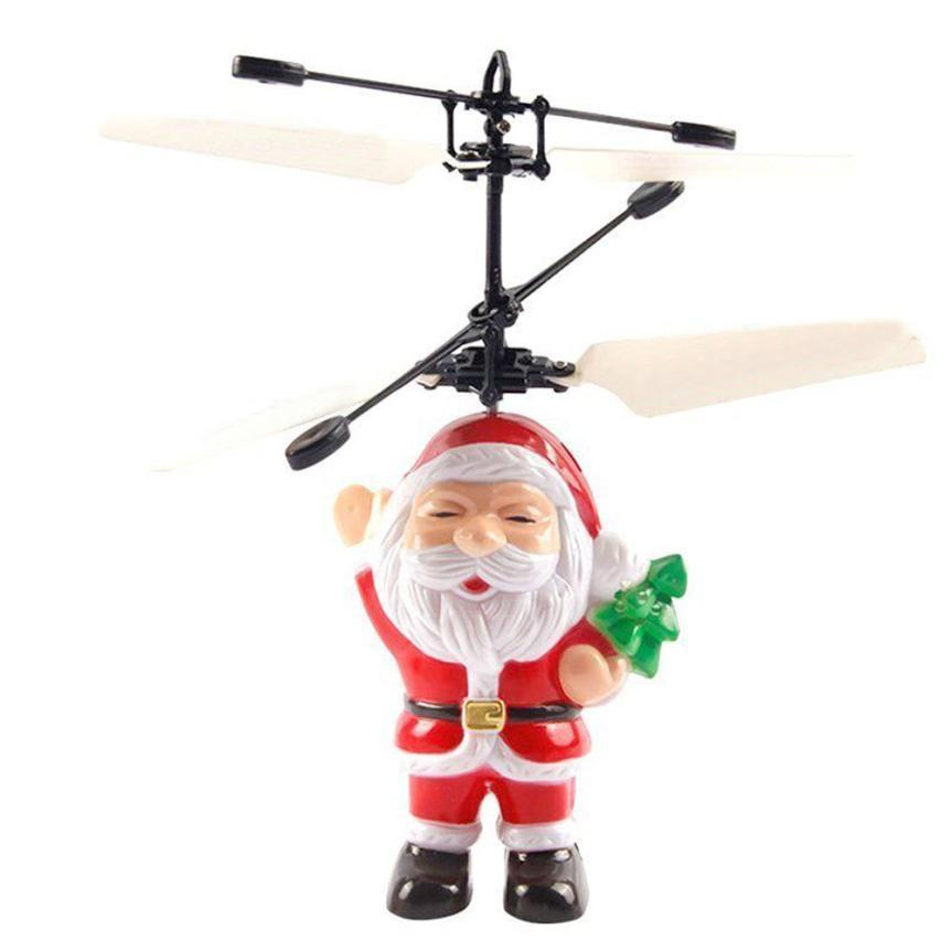 Вертолет Санта-Клауса