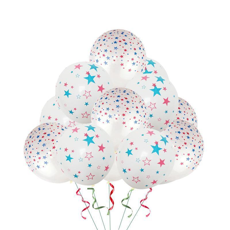 Acheter 12 Pouces Imprimer Balloon Set Ronde Ballon En Latex Jour De Lindependance Celebration Ballons Maison Fete Danniversaire Decoration Ensemble Cadeau Vt0258 De 2 53 Du Homedec888 Dhgate Com