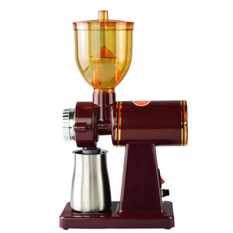 110v stainless steel cup red
