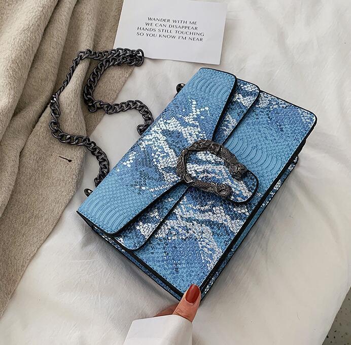 Blue(boutique packaging)