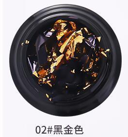 # 2 الذهب + أسود