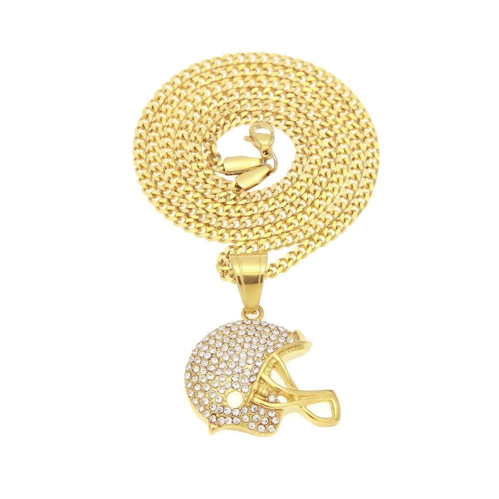 Oro, cadena cubana de 3 mm 24 pulgadas