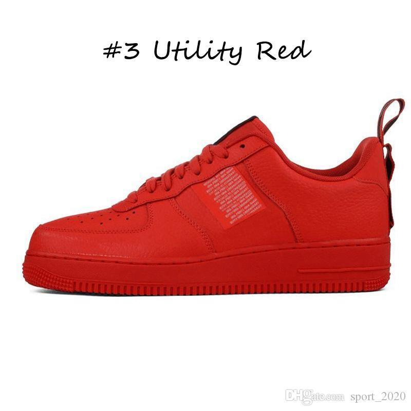 #3 Utility Red