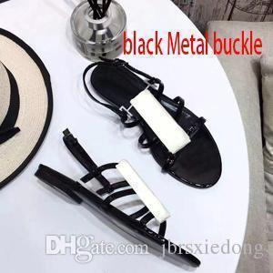 أسود [مشبك معدني أسود]
