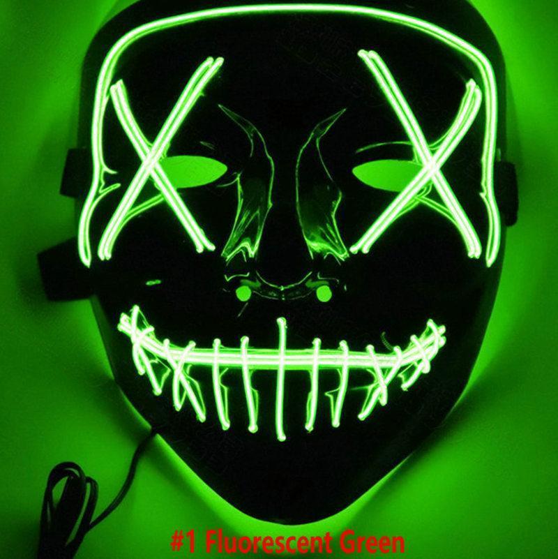 # 1 флуоресцентный зеленый