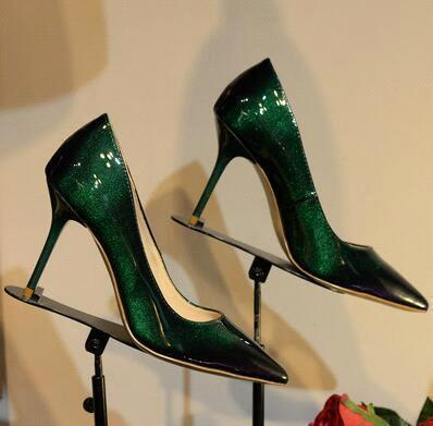 Зеленые 9 см