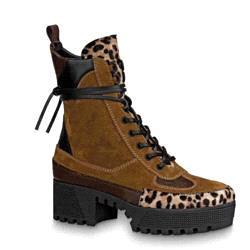 Leopard + Brown.