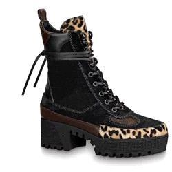 Leopard + Black.