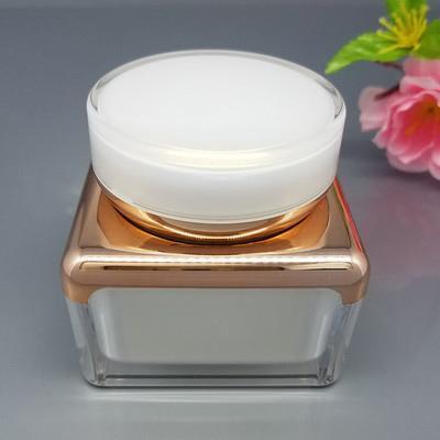 pot de crème blanche 50ML