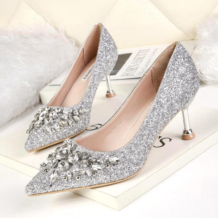 Silver come with box