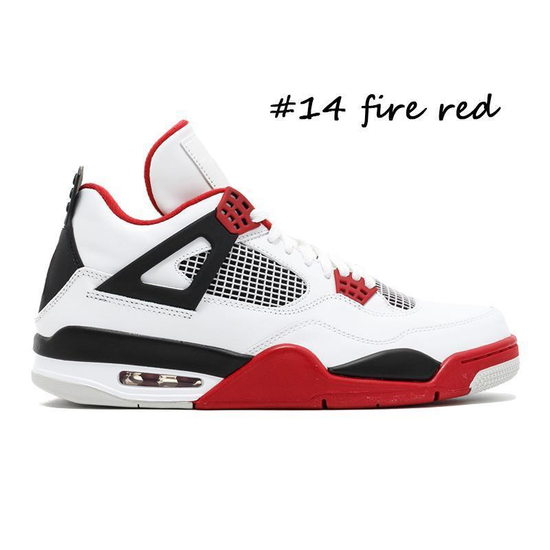 # 14 rouge feu