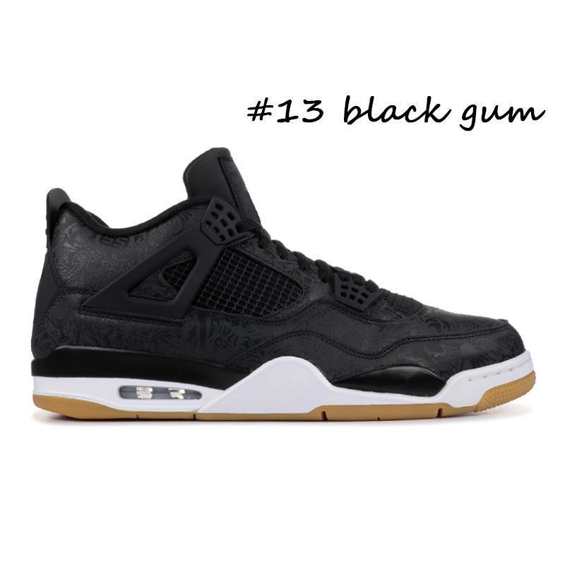 # 13 gomme noire