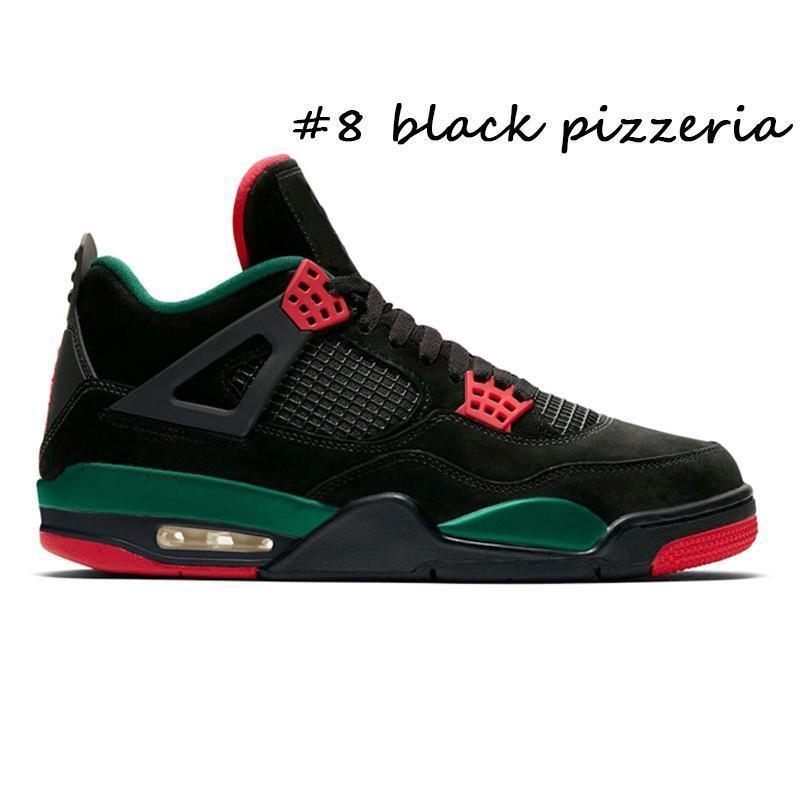 # 8 pizzeria noire