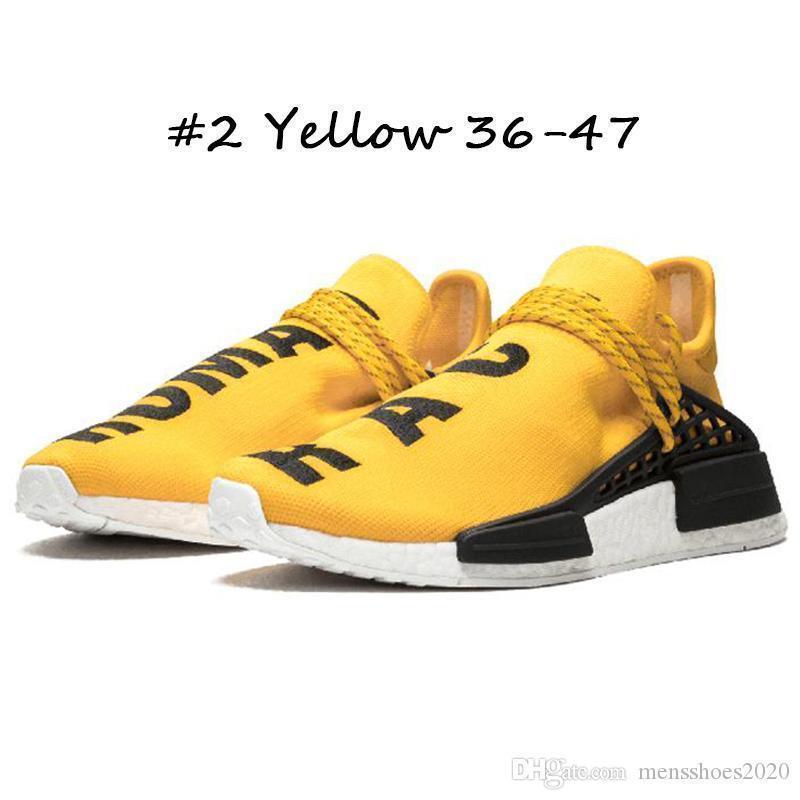 #2 Yellow 36-47