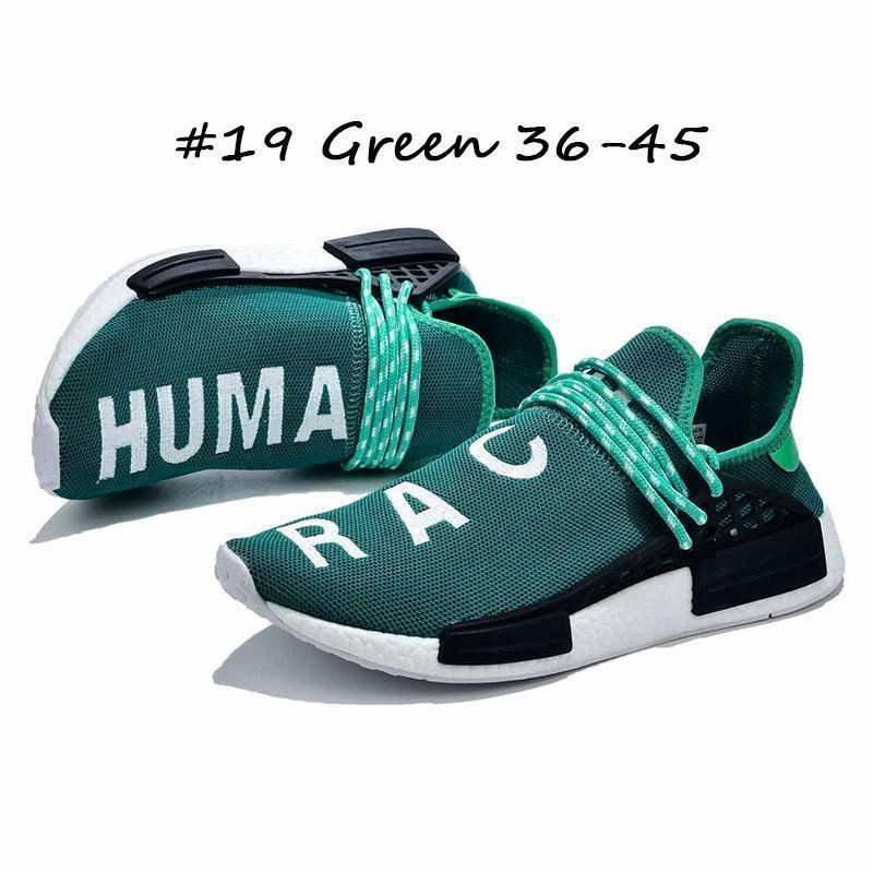 #19 Green 36-45