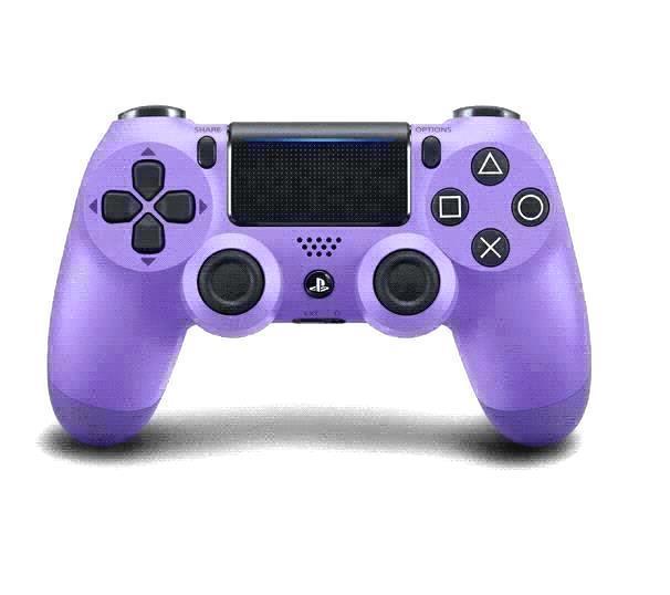 Electro violeta óptica