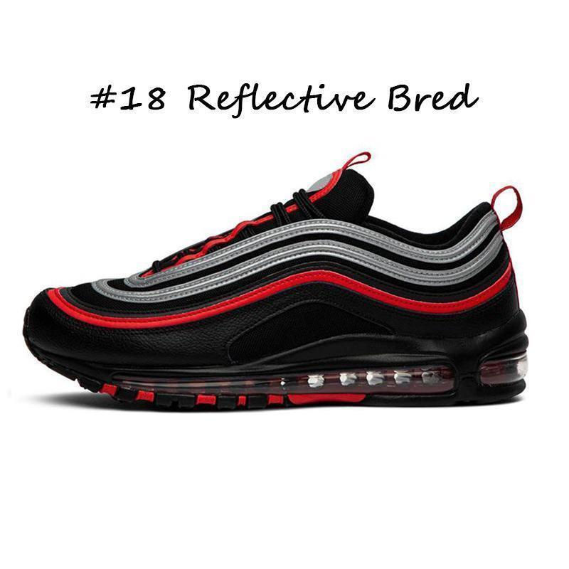 #18 Reflective Bred