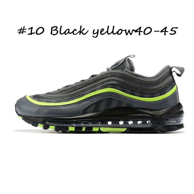 #10 Black yellow