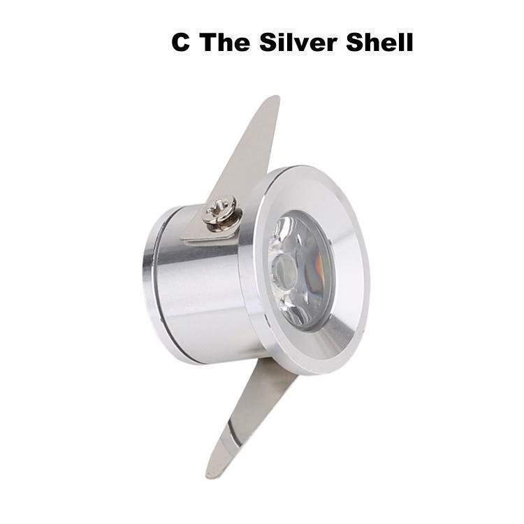 Cı The Silver Shell