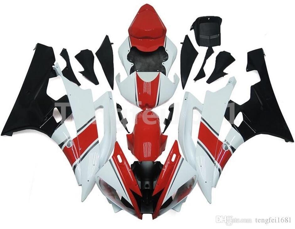 Rojo Blanco Negro