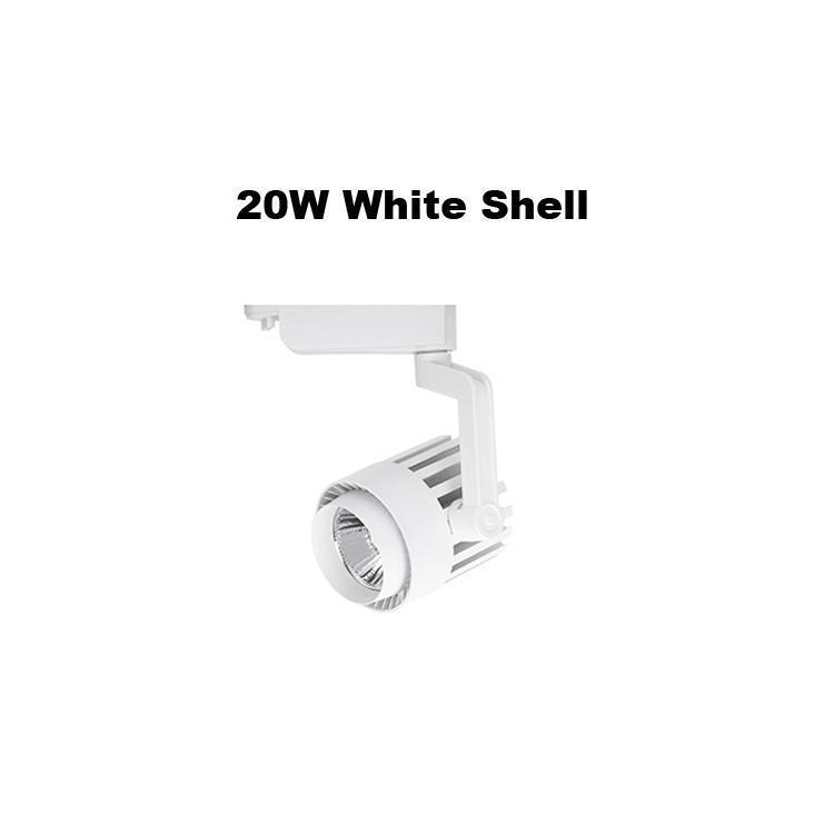 20 White Shell