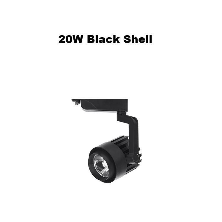 20W Nero Shell
