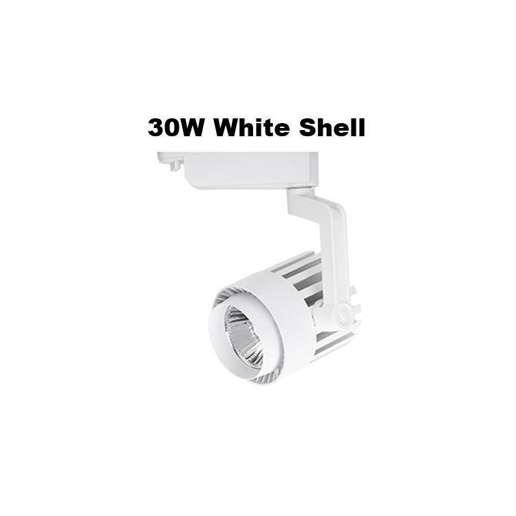 30 White Shell