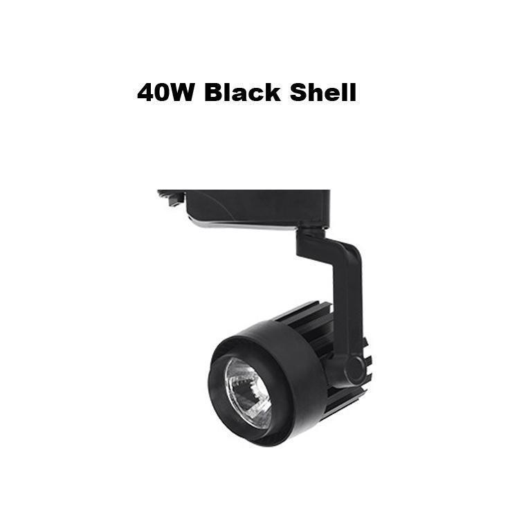 40W Black Shell