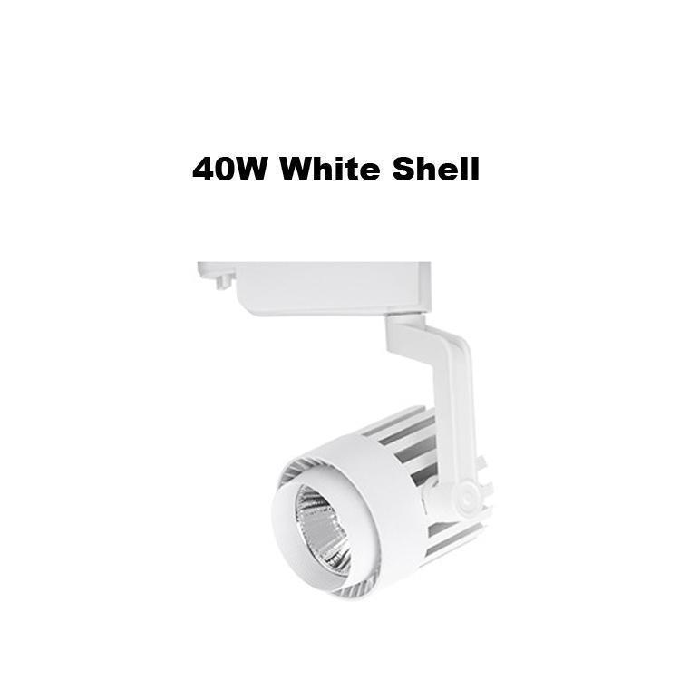 40 White Shell