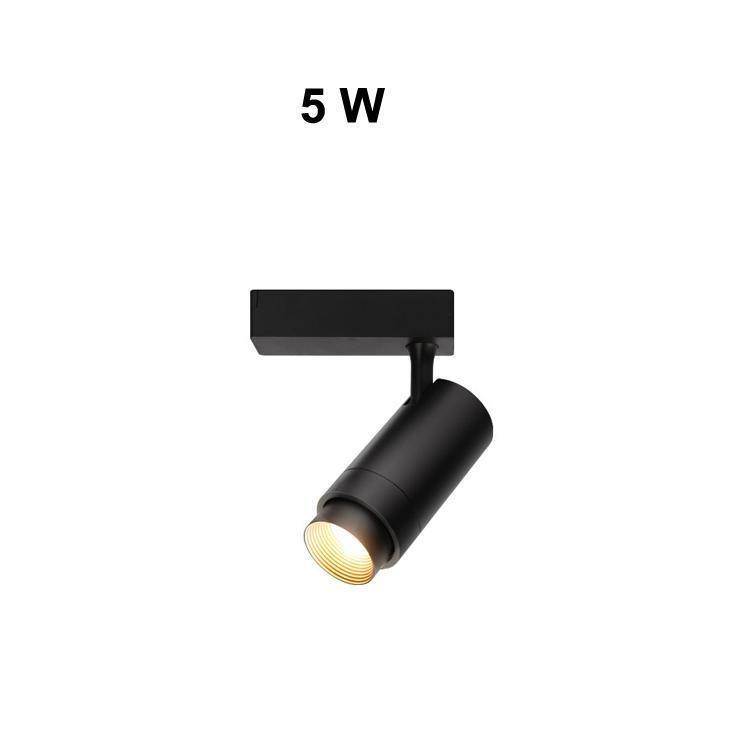 5W Black Shell