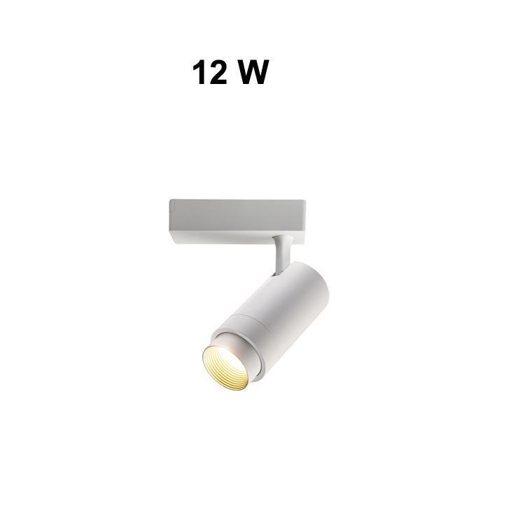 12W White Shell