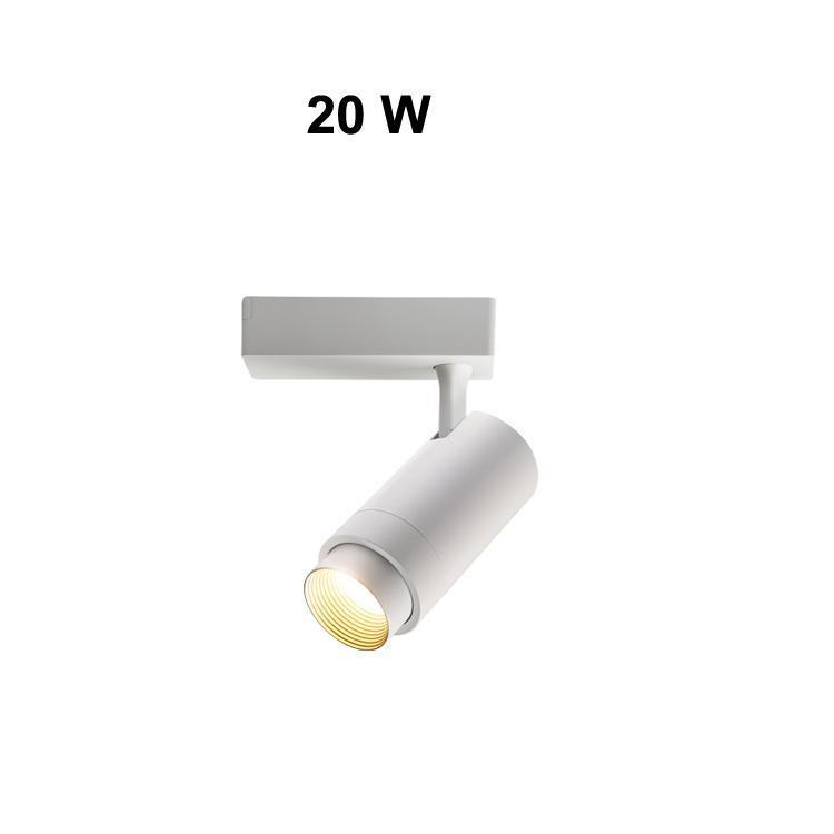 20W White Shell