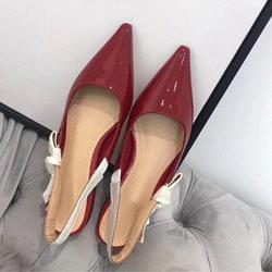 Burgundy + Leather [Flat]