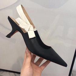 Black + matte leather [6cm]