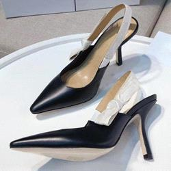 Black + matte leather [10cm]