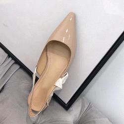 Apricot + Leather [Flat]