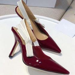 Burgundy + Leather [10cm]