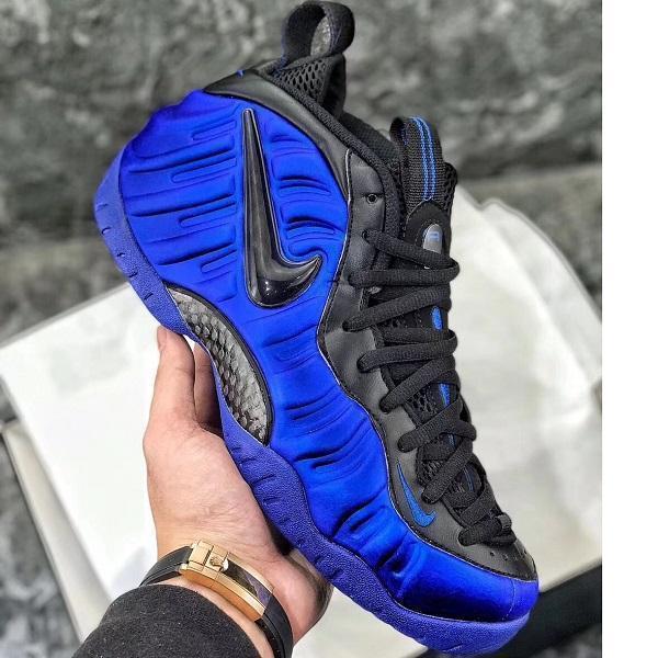 Metallic Blue Black