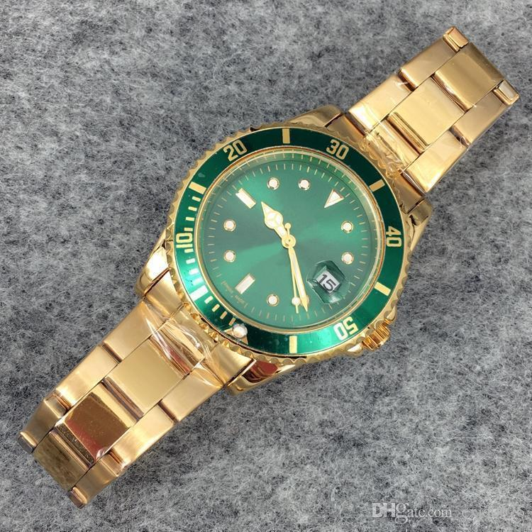 All Gold green
