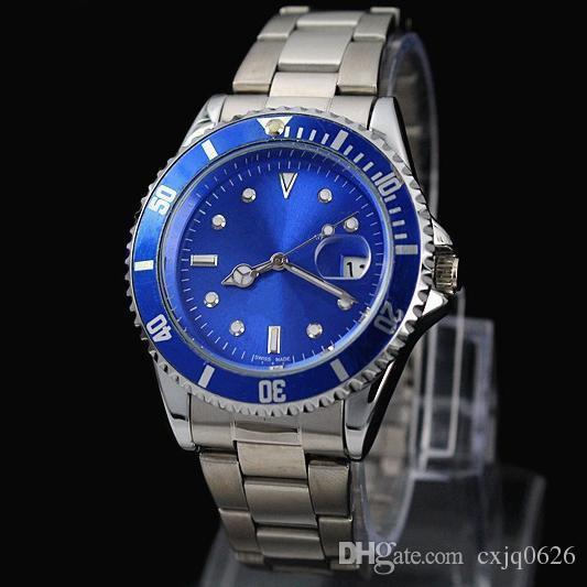All silver Blue