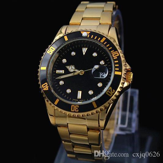 All Gold black