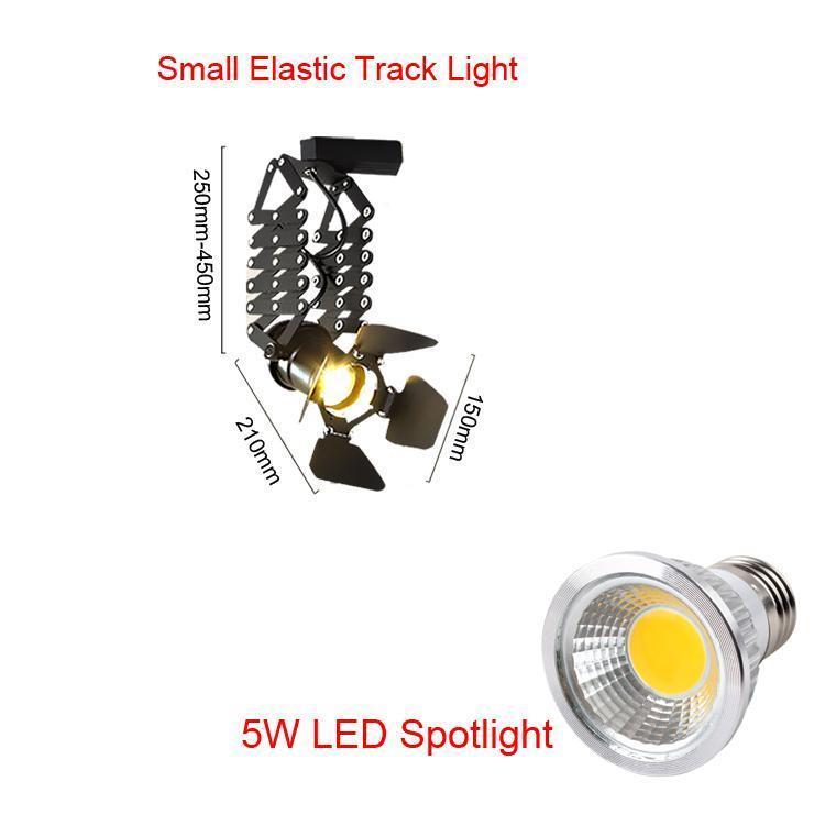 Küçük Elastik Parça Işık