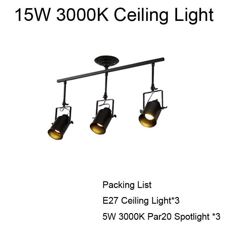 15W Light plafond