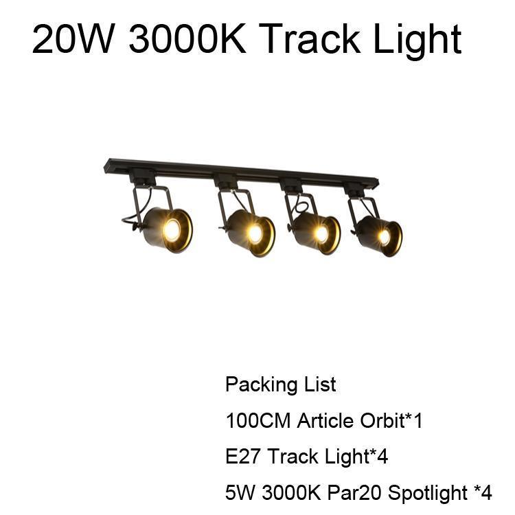 20W Lumière de piste