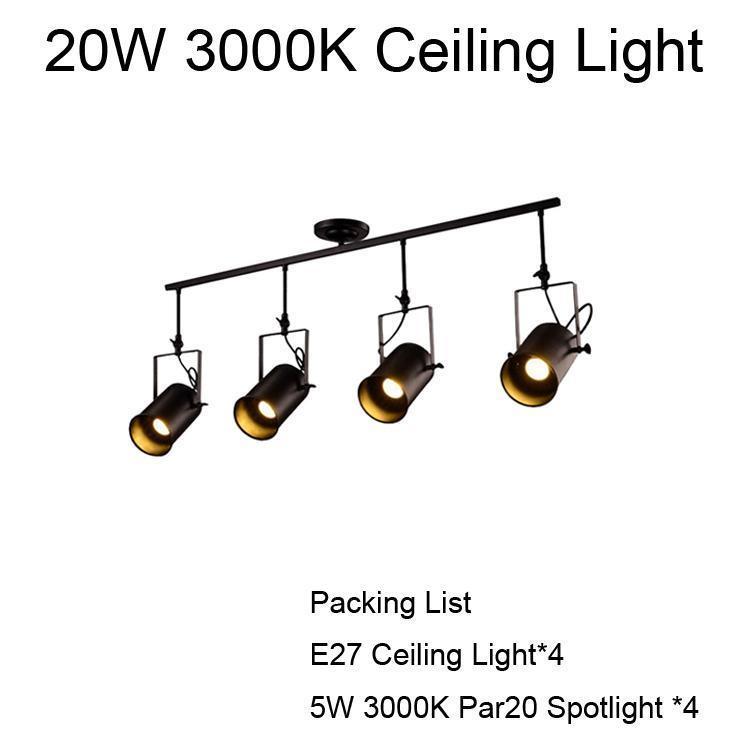 20W Light plafond