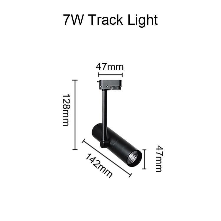 7W Lumière de piste