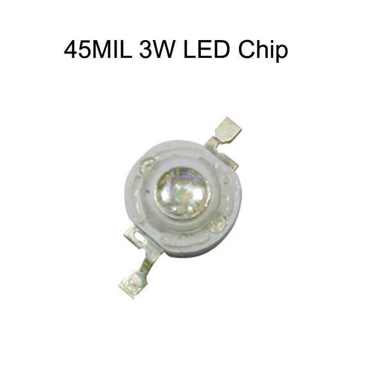 45MIL 3W LED رقاقة