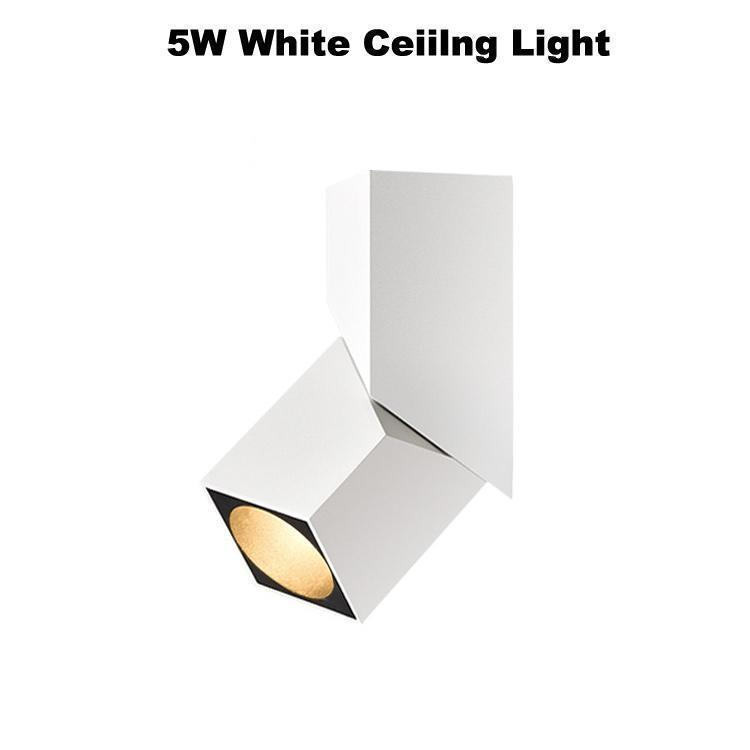5 W Beyaz Tavan Işık