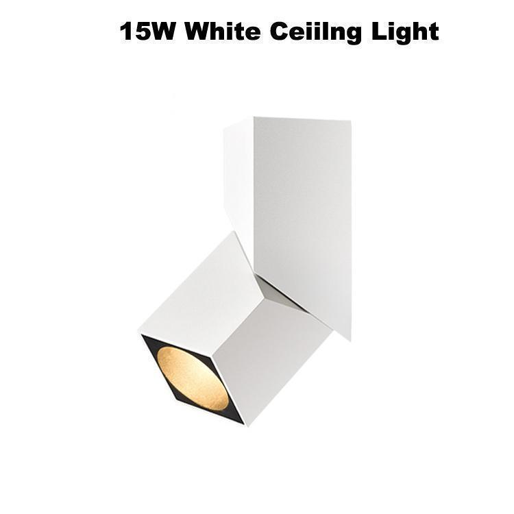 15 W Beyaz Tavan Işık